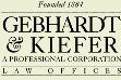 Gebhardt & Kiefer